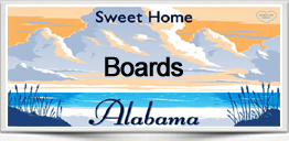 Alabama boards