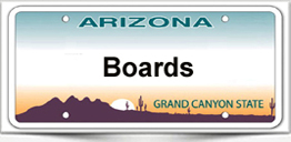 Arizona boards