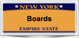 New York boards