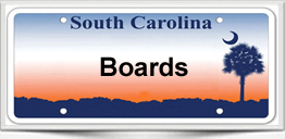 South carolina boards