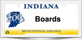 Indiana boards