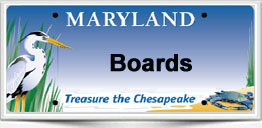 Maryland boards