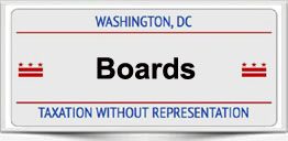 Washington DC boards