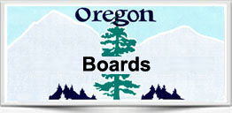Oregon boards
