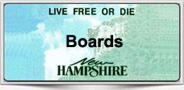 New York boards